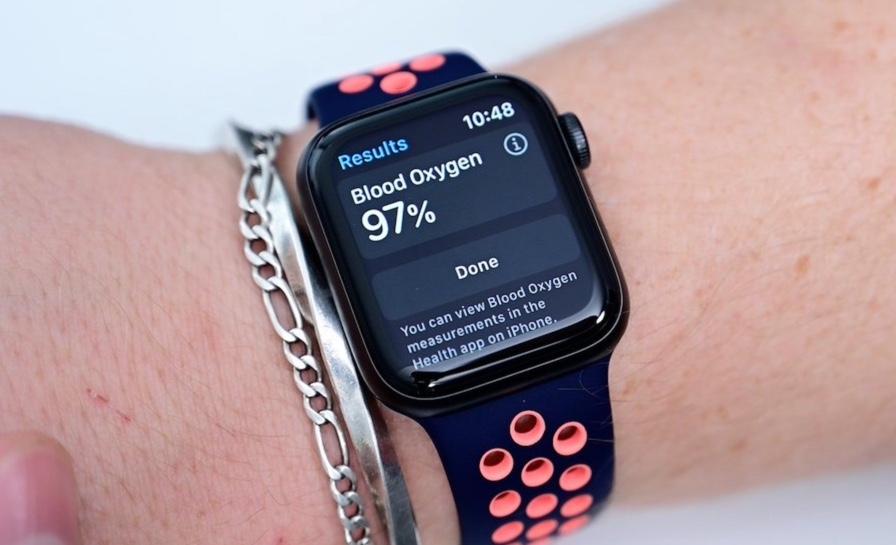 Apple Watchはコロナウイルス感染を数日前に検出できるかもしれない
