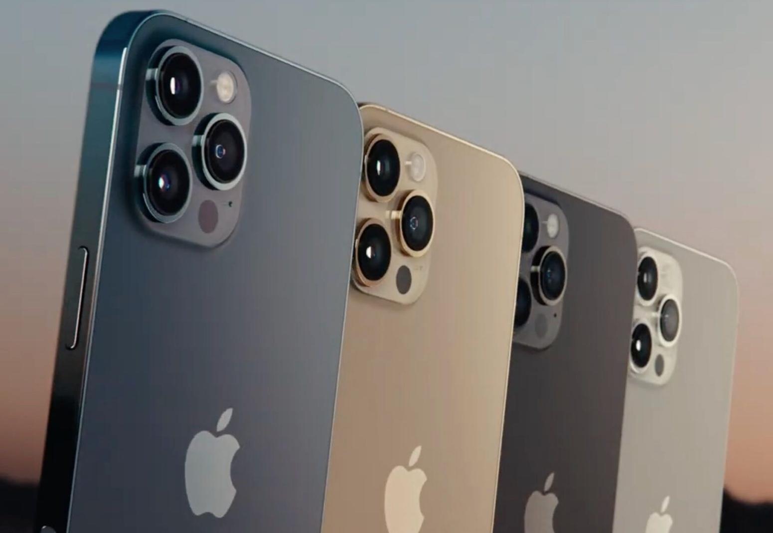 iPhone 12 Proの生産台数が増加、iPhone 12 miniの生産台数が削減される