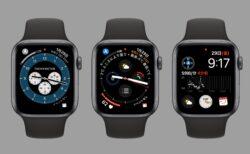 Apple Watchの文字盤を時間や場所に基づく変更を自動化する方法