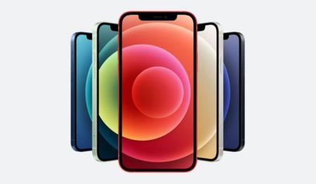 AppleのiPhone 12が米国での販売を支配、小型iPhone 12 miniの人気が最も低い