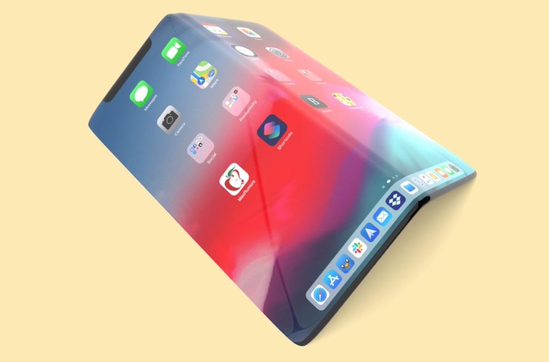 Apple、iPhone 13のディスプレイ内指紋センサーをテスト中、折りたたみ式iPhoneも開発中