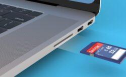 MacBook Proは2021年にSDカードリーダーとHDMIポートを取り戻す?