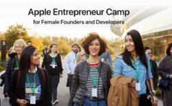 Appleの起業家向けアプリ 「Apple Entrepreneur Camp」 が女性起業家と開発者向けに公開
