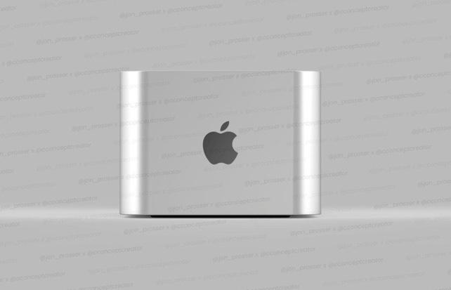 Apple Silicon Mac Pro 210225