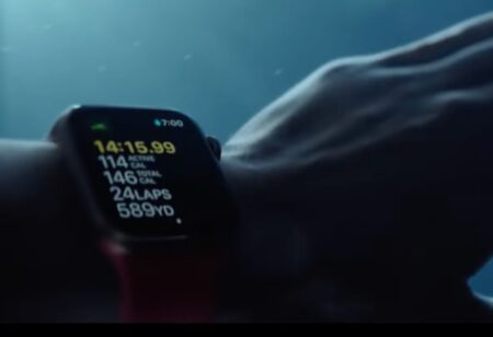 Apple、Apple Watch Series 6のトレーニング、ECG、睡眠追跡に焦点を当てた3本の新しいCFを公開