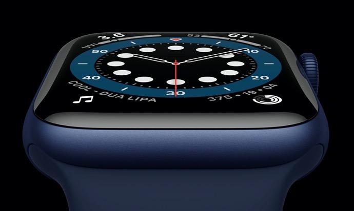 Apple Watchを着用している人が昨年12月に1億人を超える