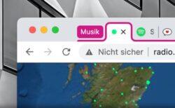 Google Chrome for Macでタブグループの管理が可能に