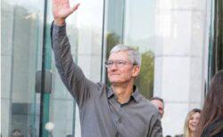 Apple、株主総会で株主が役員報酬を承認、増配も視野に