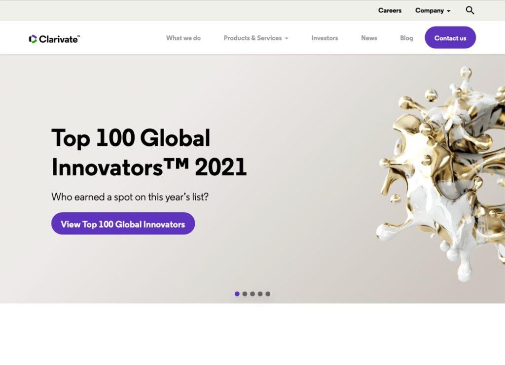 Apple、10年連続で世界のイノベーター100社リストに選出される