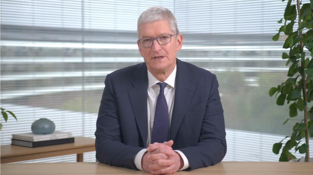 Apple、CPDP会議でTimCookがデータプライバシーに取り組むビデオを公開