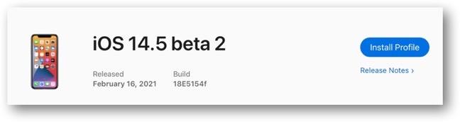 IOS 14 5 beta 2 00001