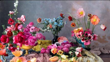 Apple、iPhone 12 Proを使用して素晴らしい花の写真の撮影方法を詳しく説明