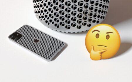 Apple、Mac Proの「チーズおろし金 」デザインをiPhoneなど他のデバイス向けに研究中