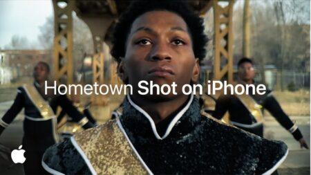 Apple、黒人歴史月間を記念してiPhoneで撮影したビデオ「Hometown」を公開
