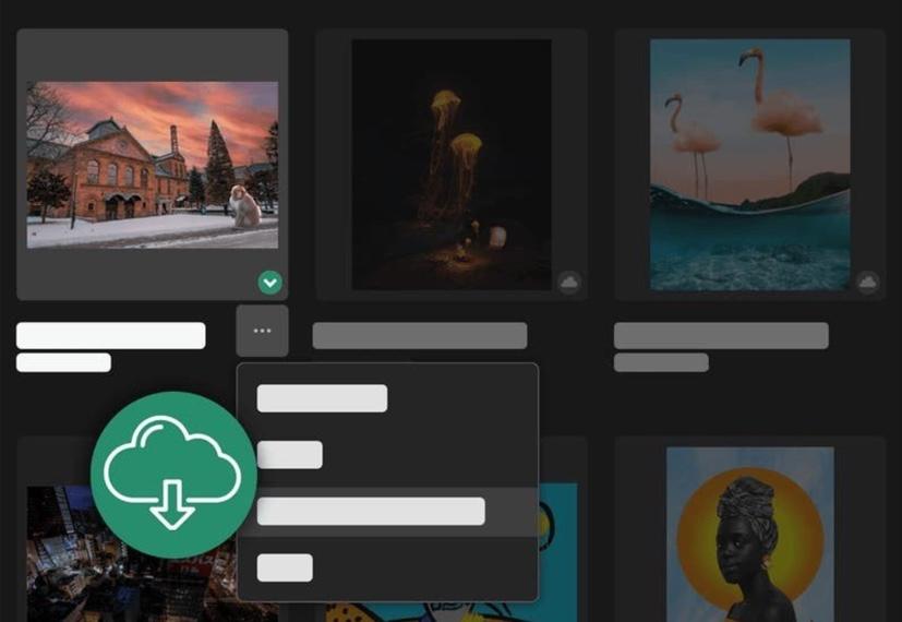 Photoshop for iPad、Cloud documentsを大幅アップグレード