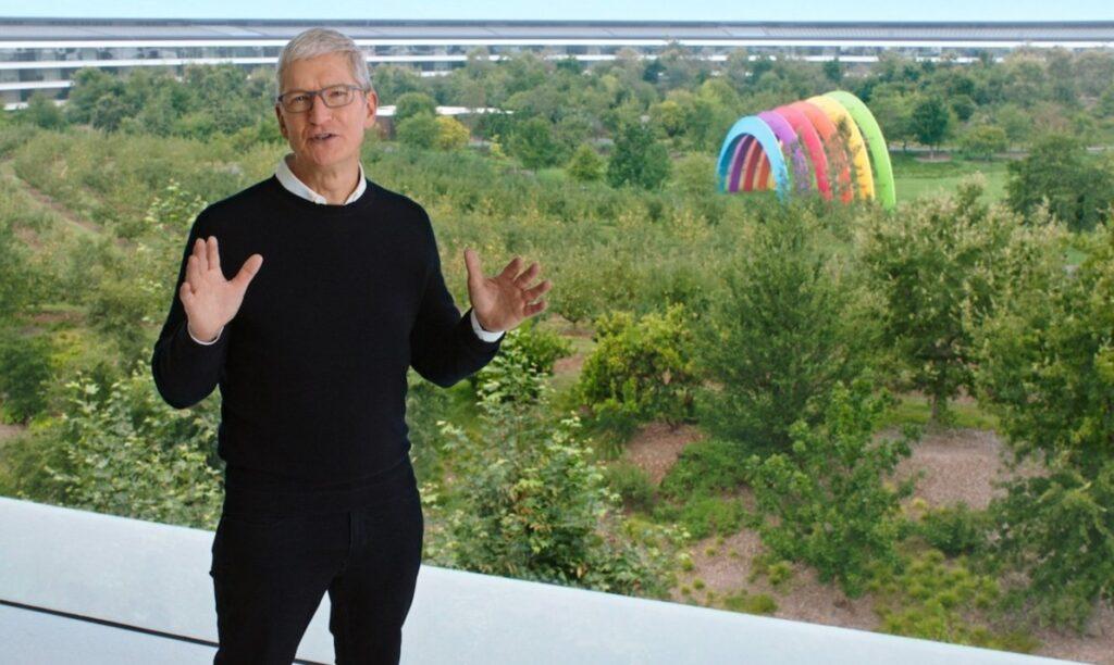 Tim Cookは、パンデミック後の復帰がApple Parkで機能するのを「待ちきれません」