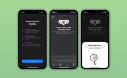 iOS 14.5 beta 3では「探す」アプリに新しい Itemsタブが追加され、AirTagsとサードパーティ製アクセサリを追跡できるようになった