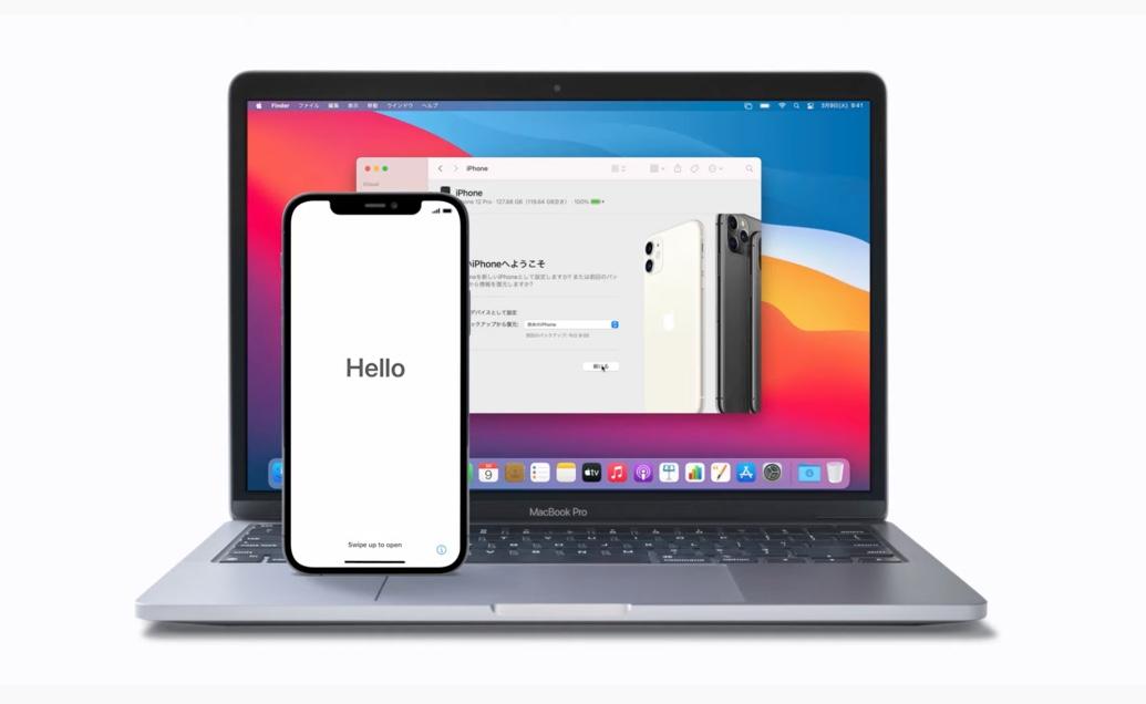 Apple Japan、MacにiPhoneやiPadをバックアップする方法、バックアップから復元する方法のハウツービデオを公開