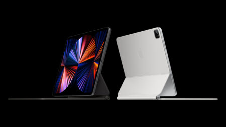 Apple、新しい12.9インチiPad Proは旧来のMagic Keyboardでも動作するが、「閉じたときに正確にフィットしないことがある」と発表
