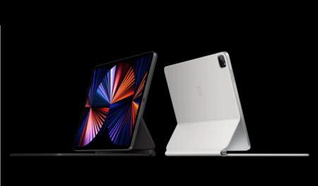 Apple、M1チップ搭載のLiquid Retina XDRディスプレイのiPad Proを発表