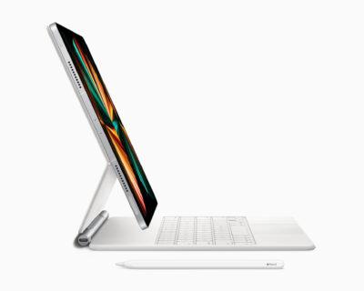 2021年の新しい12.9インチのiPad Proは従来のMagic Keyboardは使えない