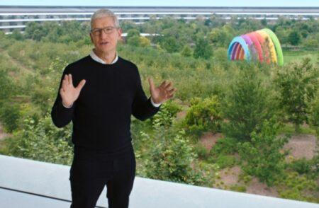 Apple創業45周年を祝うTim Cookの従業員へのメッセージ