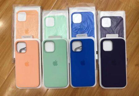 iPhone 12、春のケースコレクションが再びリークされる