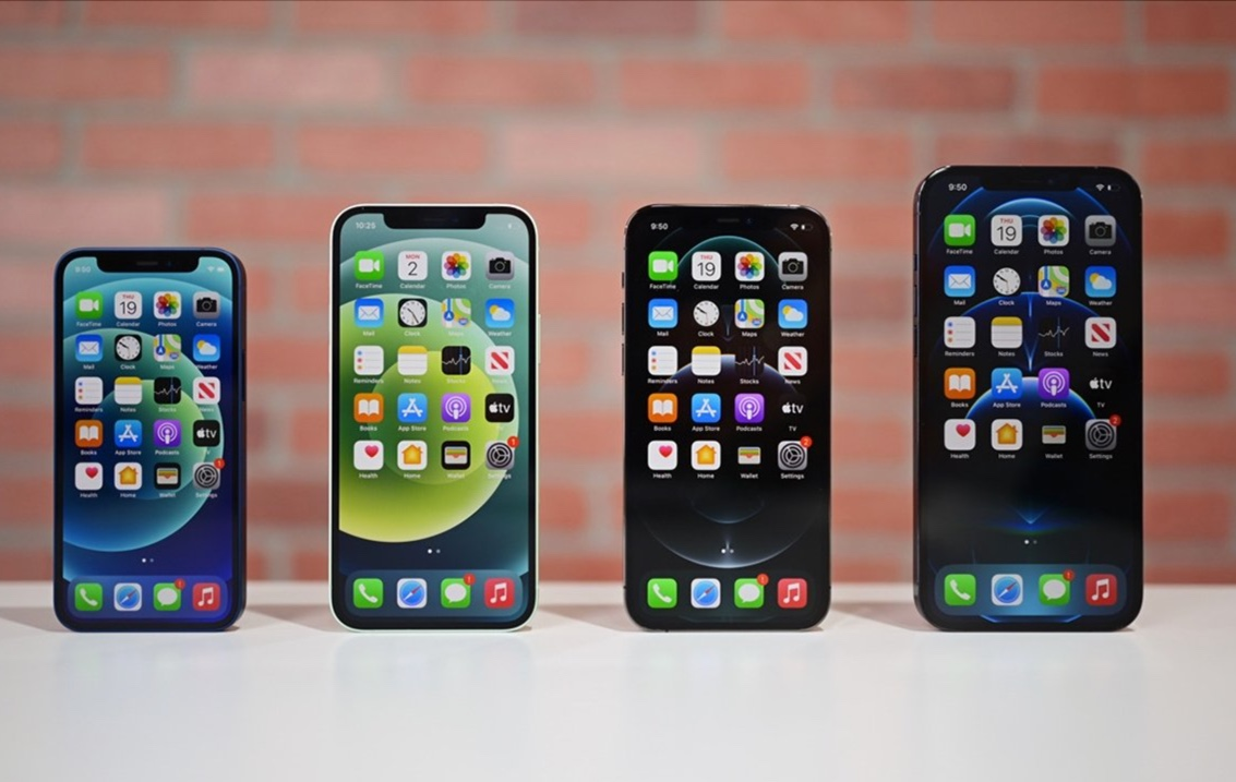 1月に販売されたスマートフォンの上位10機種のうち、6機種がAppleで「iPhone 12」がトップセール