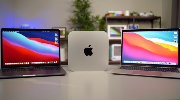 Macの出荷台数が2021年の最初の3か月で前年同時期の2倍以上に増加
