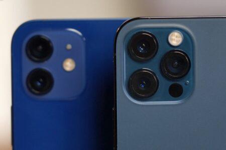 2022年iPhone、48メガピクセルのカメラ、8Kビデオ、6.1と6.7インチモデルで、5.4インチのminiモデルは2021年まで