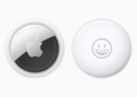 Apple AirTag、刻印を入れるとなんと1ヶ月以上先の6月納期に
