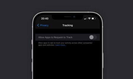 iOS 14.5の「Appからのトラッキング要求を許可」のトグルが一部のユーザでグレーアウト、修正方法は?