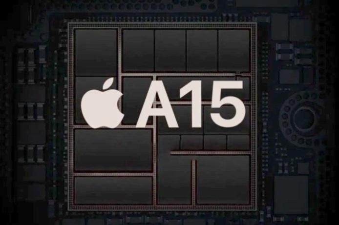 iPhone 13のA15チップの量産が予定より早く始まる