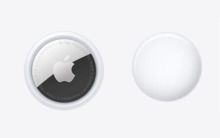 Apple、長らく噂になっていたAirTagを3,800円で発表