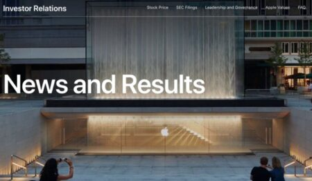 Apple、2021年度第2四半期決算を4月28日に発表へ