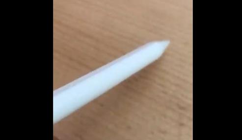 第3世代のApple Pencilとされる動画がAppleイベントの前にリークされる