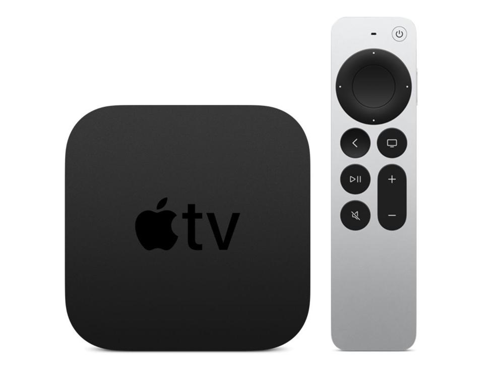 Apple、新しいApple TV 4Kと新しいSiriリモコンを発表