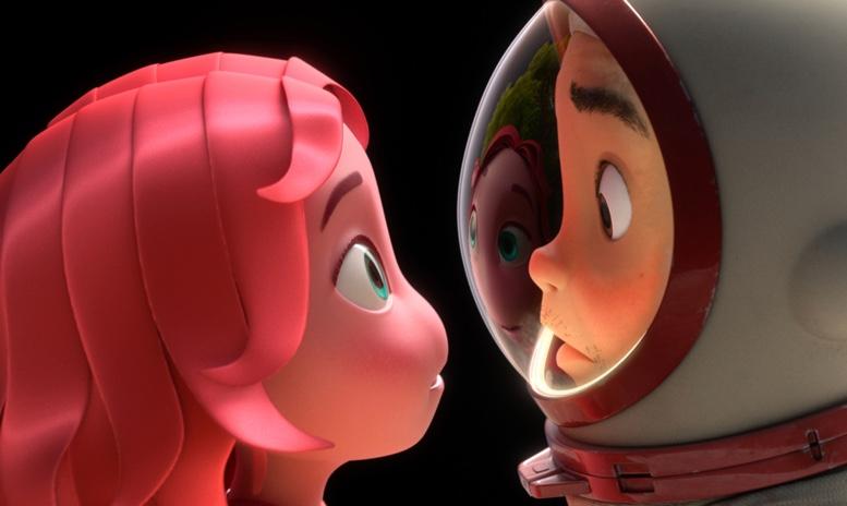 Apple Original FilmsとSkydance Animationが素晴らしい短編アニメ映画 「Blush」 を発表