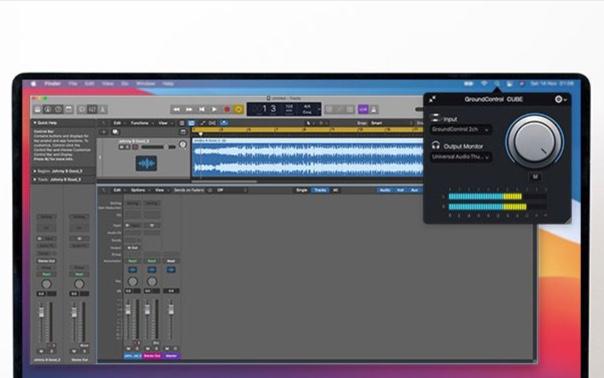 Mac向けの無料の仮想オーディオドライバ「GroundControl」、Soundflowerの代替サービスがリリース
