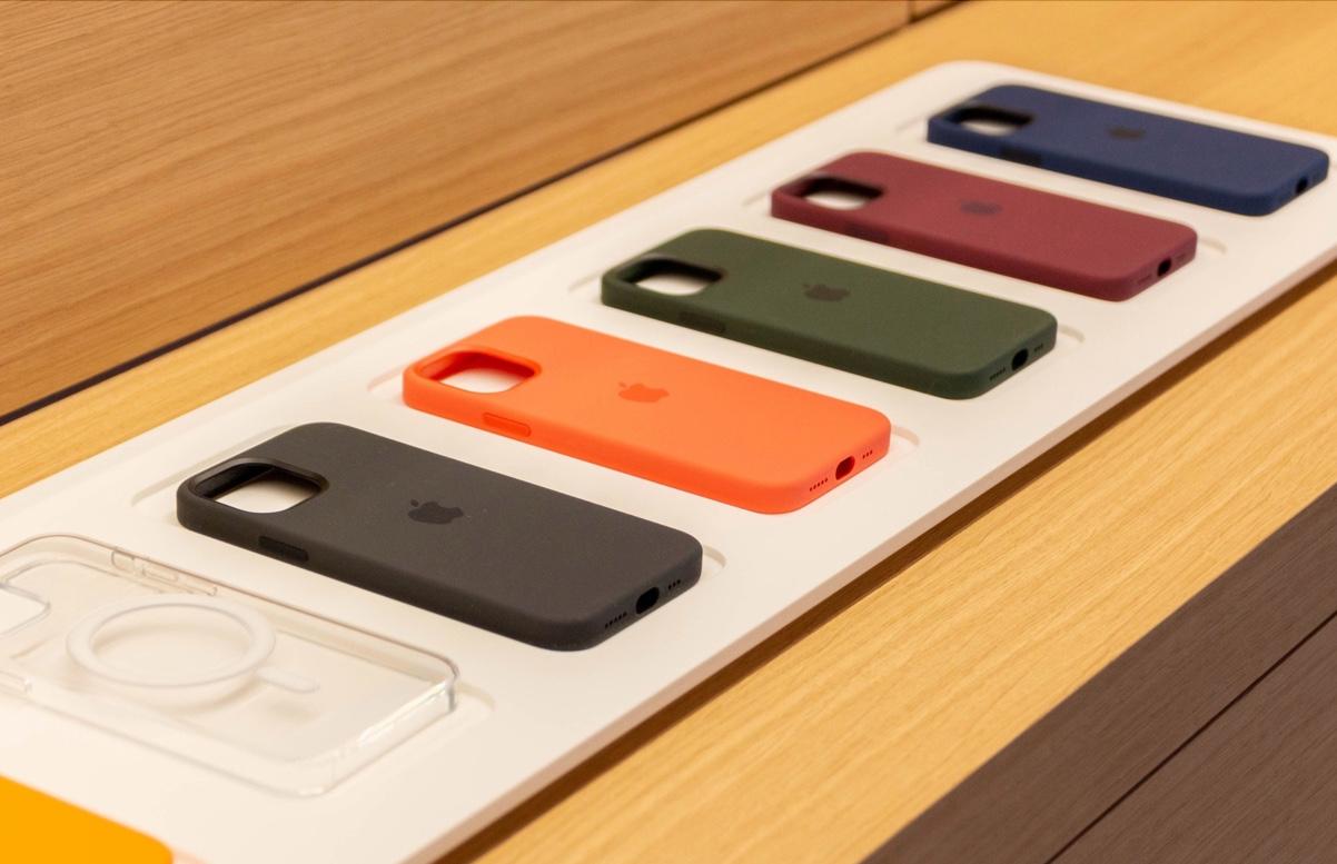 新しいMagSafeケースの色がリークされ、Appleの春のアクセサリーが一新される