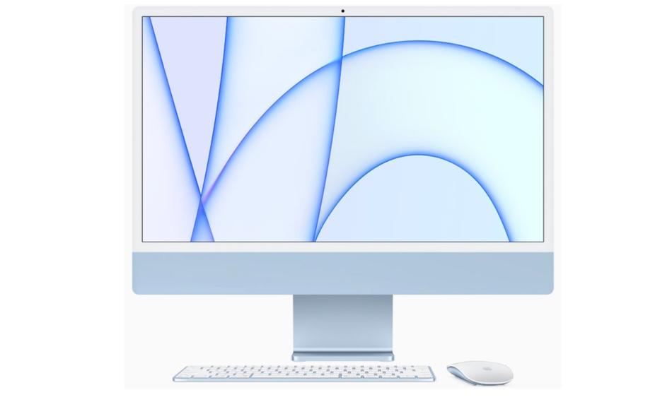 Apple、Apple Silicon M1、7色、4.5K Retinaディスプレイを搭載した、デザインを一新した24インチiMacを発表