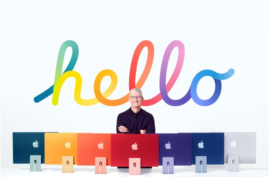 Apple Silicon M1 24インチiMacに関する注意事項