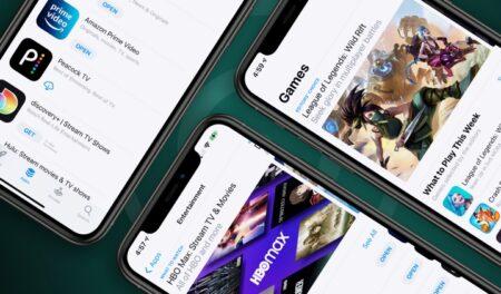 米国のiPhoneユーザーが2020年にアプリに使った平均金額は138ドルで、前年比38%増