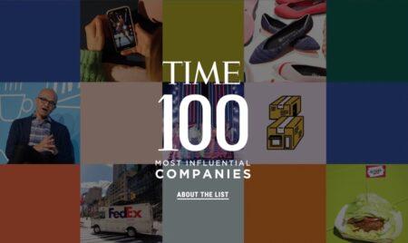 Apple、TIME誌の2021年影響力のある企業トップ100リストで「リーダー 」に選ばれる