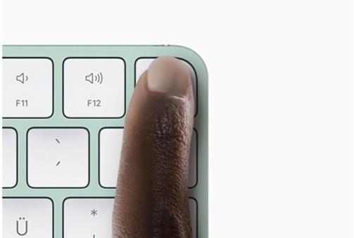 Touch ID Magic Keyboard 00003
