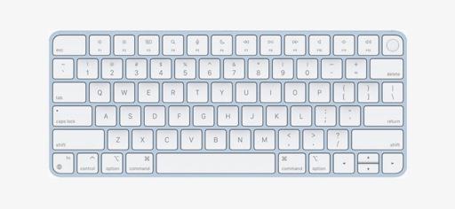 Touch ID Magic Keyboard 00004