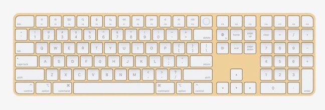 Touch ID Magic Keyboard 00005