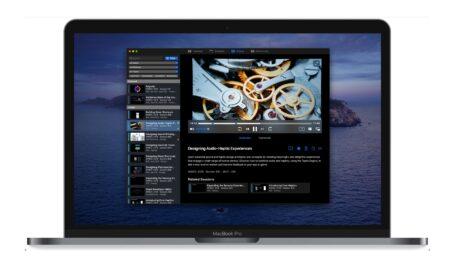 【Mac】非公式WWDCアプリ「WWDC for macOS」、アップデートでWWDC2021に対応