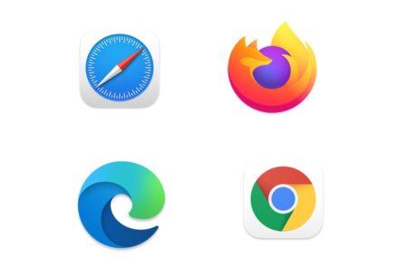 MacのSafari、Firefox、Chrome、EdgeでWebページ全体のスクリーンショットを撮影する方法