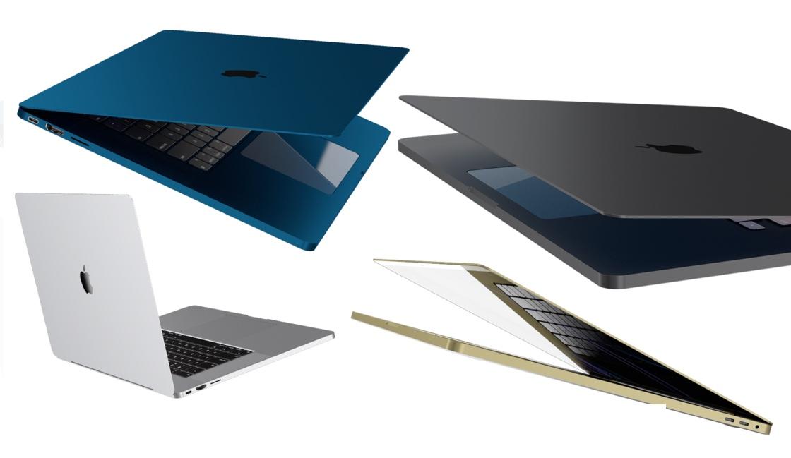 コンセプト画像、16インチMacBook Pro 2021はゲームチェンジャーになるかもしれない